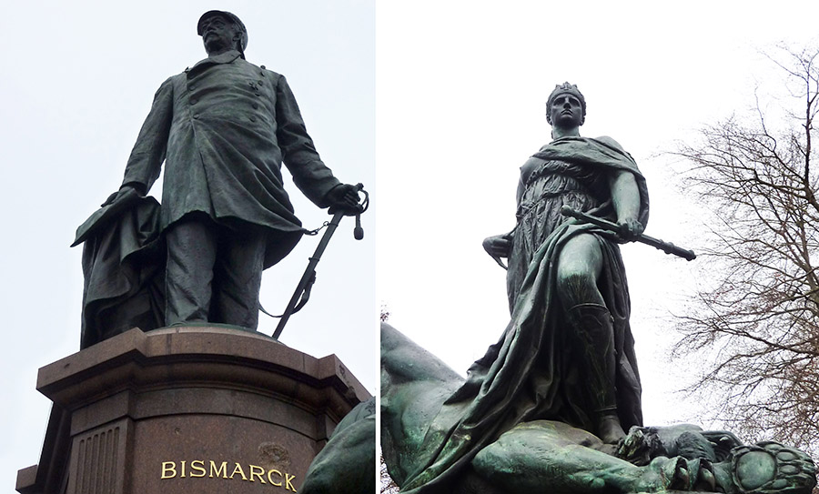 berlin memorial bismarck