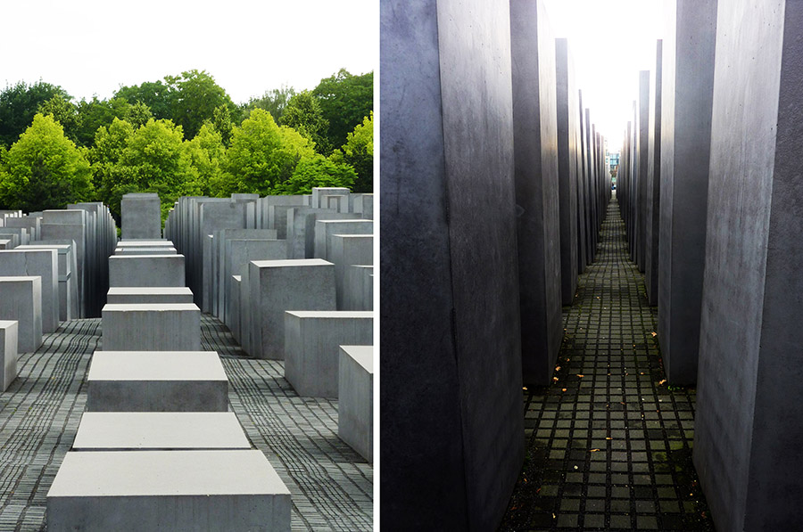 berlin memorial juifs holocauste