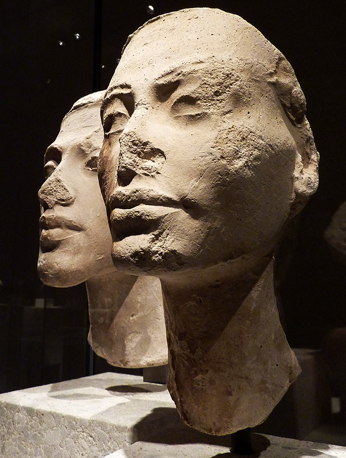 berlin neues museum nefertiti