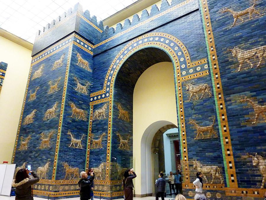 berlin pergamon porte ishtar