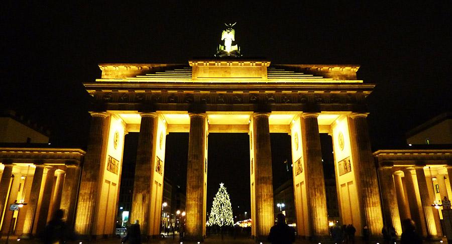 berlin porte brandebourg