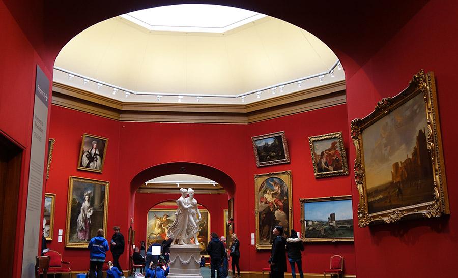 edimbourg gallery