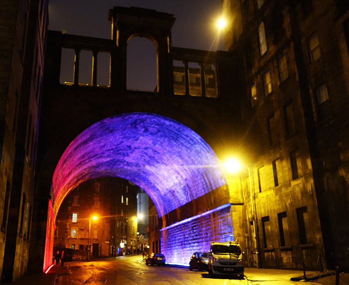 edimbourg regent bridge