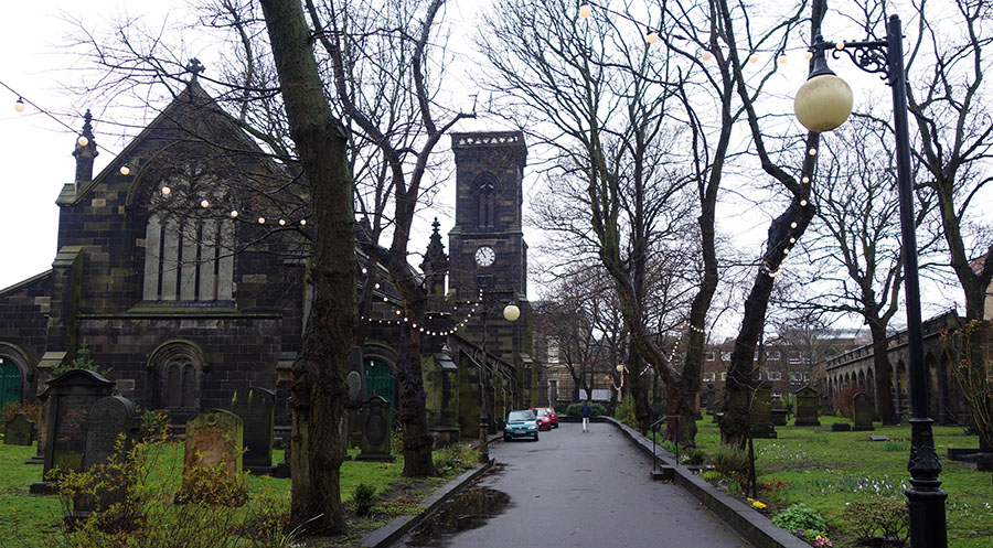 South Leith Parish Church