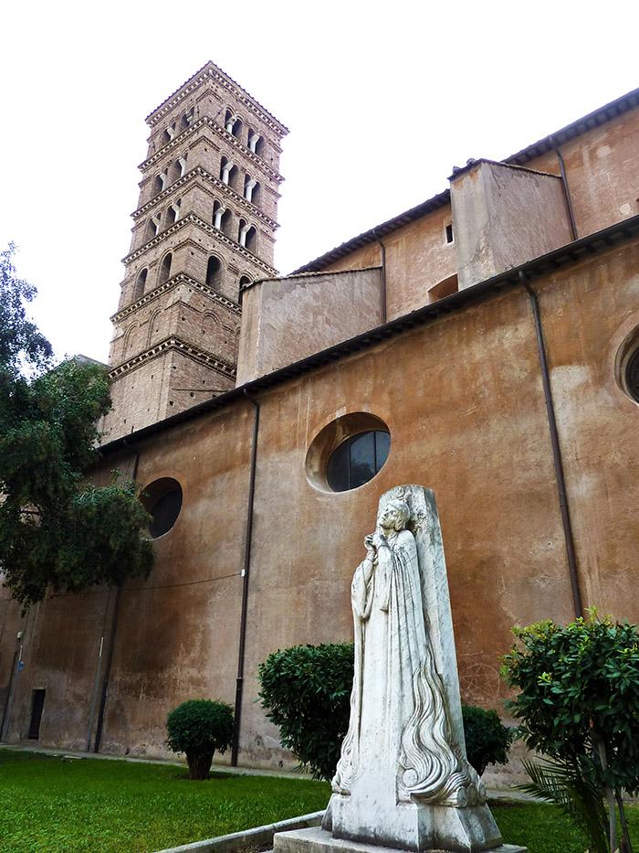 rome eglise sainte sabine