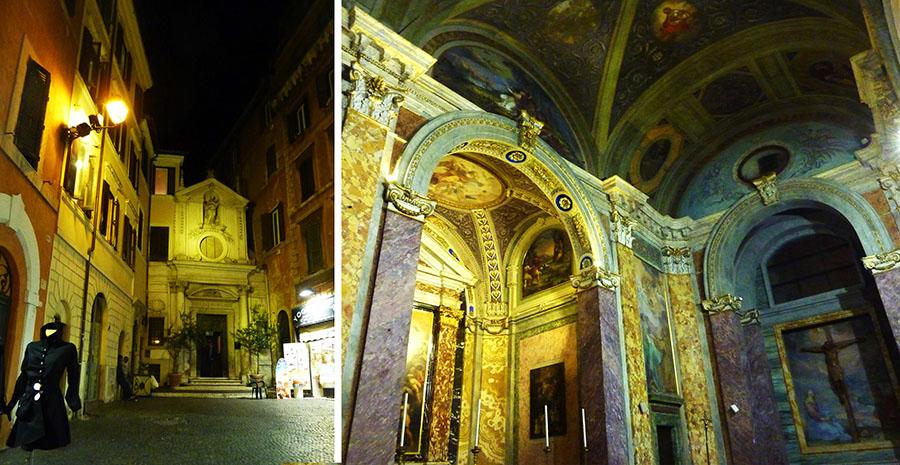 rome eglise