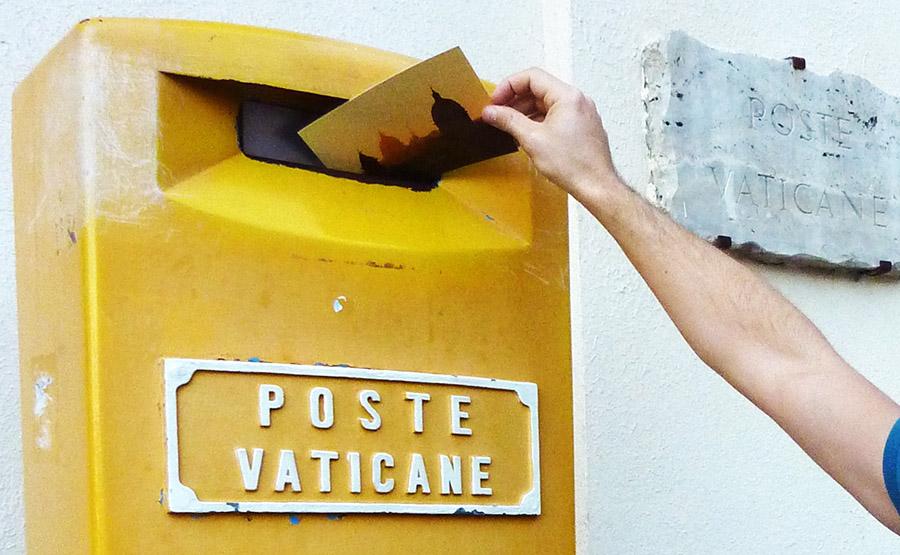 rome poste vatican