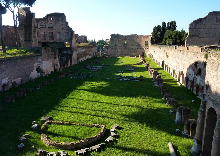 rome stade domitien