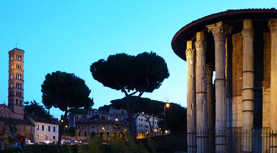rome temple hercule victor