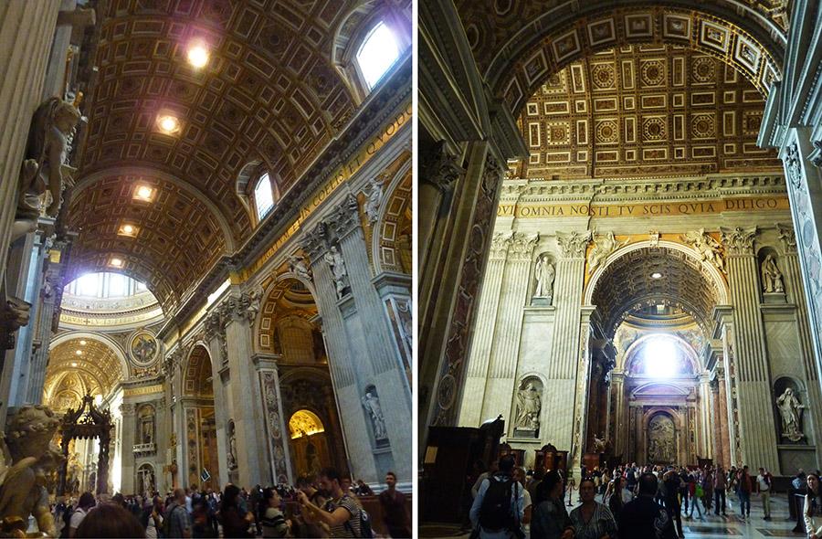 rome vatican basilique saint-pierre