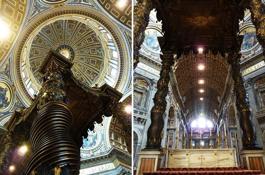 vatican basilique saint-pierre