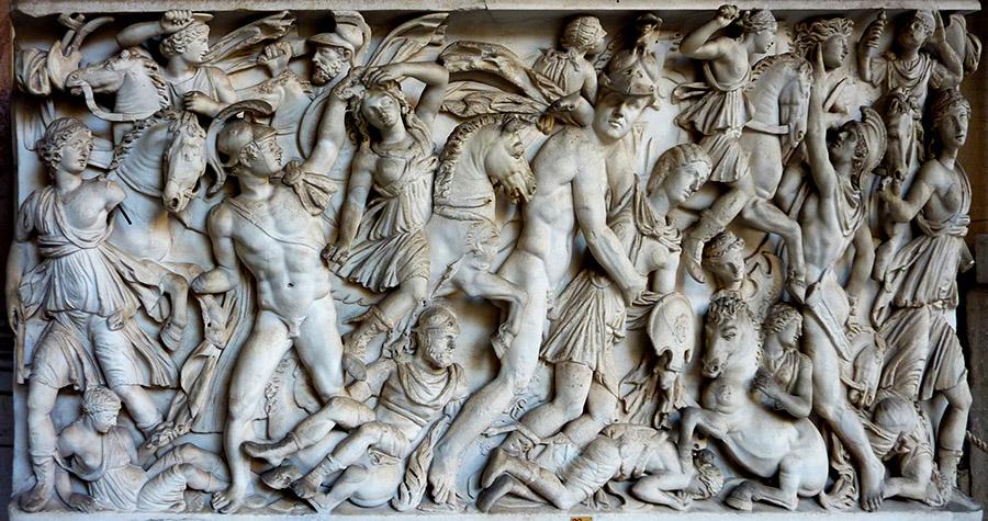 vatican fresque
