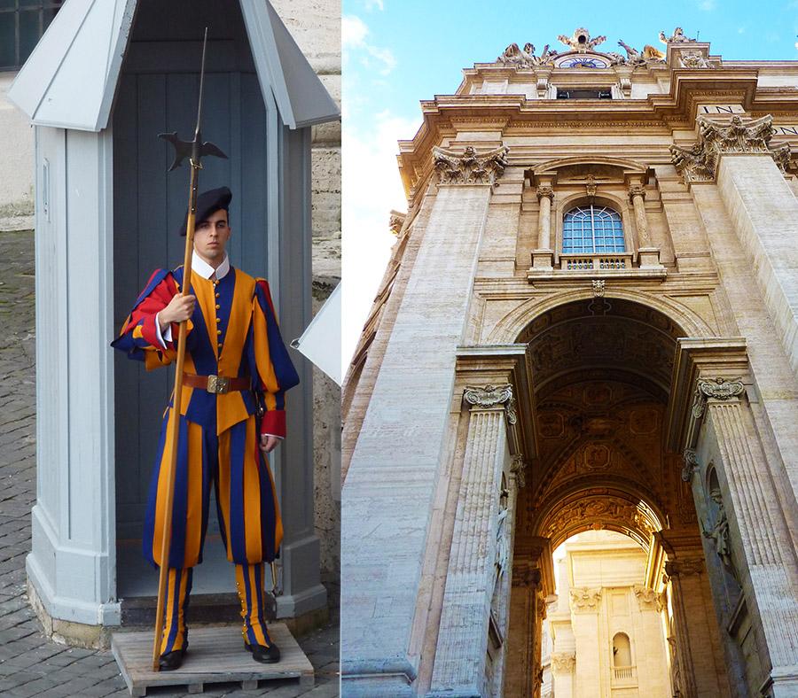 rome vatican garde suisse
