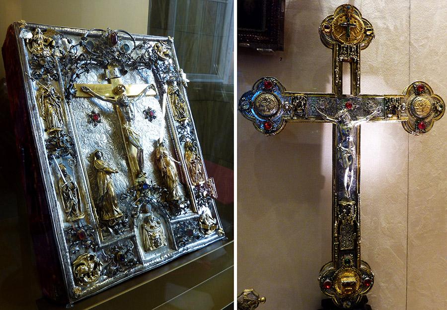 rome vatican musee tresor