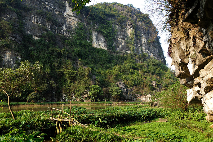 vietnam grotte tam coc chua bich dong