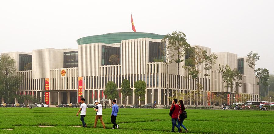 vietnam hanoi assemblee nationale