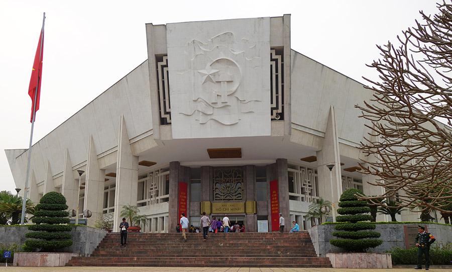 vietnam hanoi ho-chi-minh museum