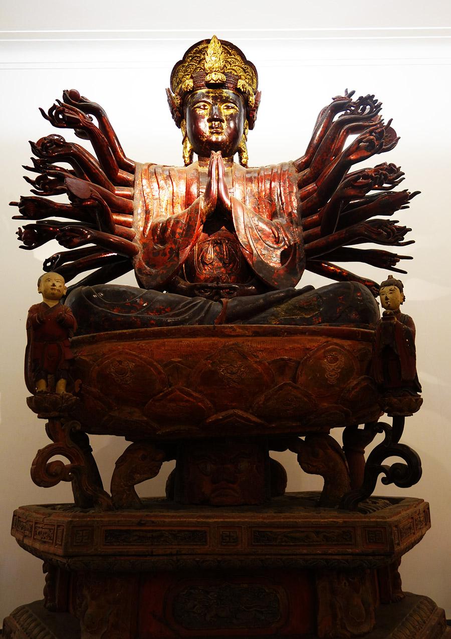 vietnam hanoi musee beaux arts