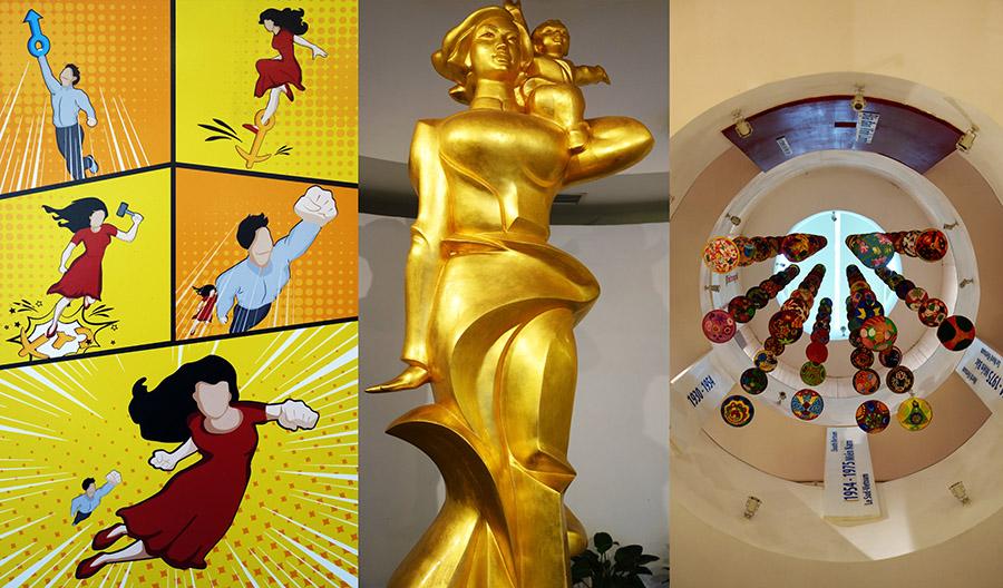 vietnam hanoi musee femmes