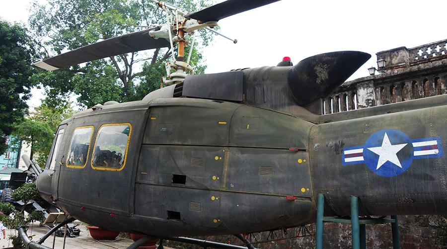 vietnam hanoi musee histoire militaire
