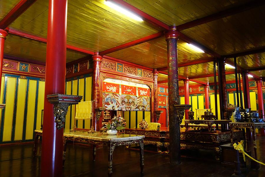 vietnam hue mausolee minh mang