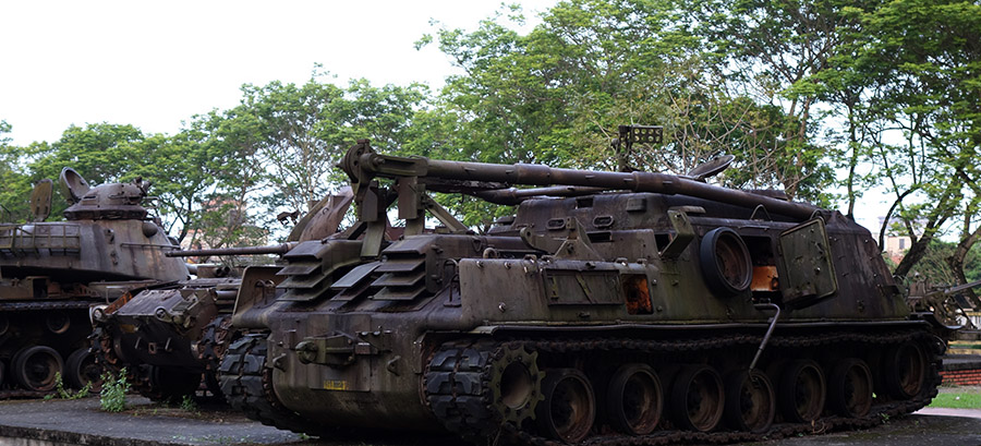 vietnam hue musee guerre