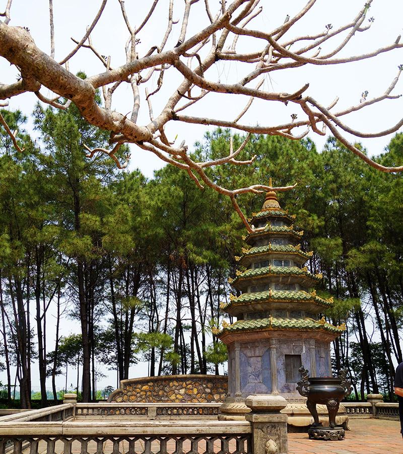 vietnam hue pagode dame celeste thien mu