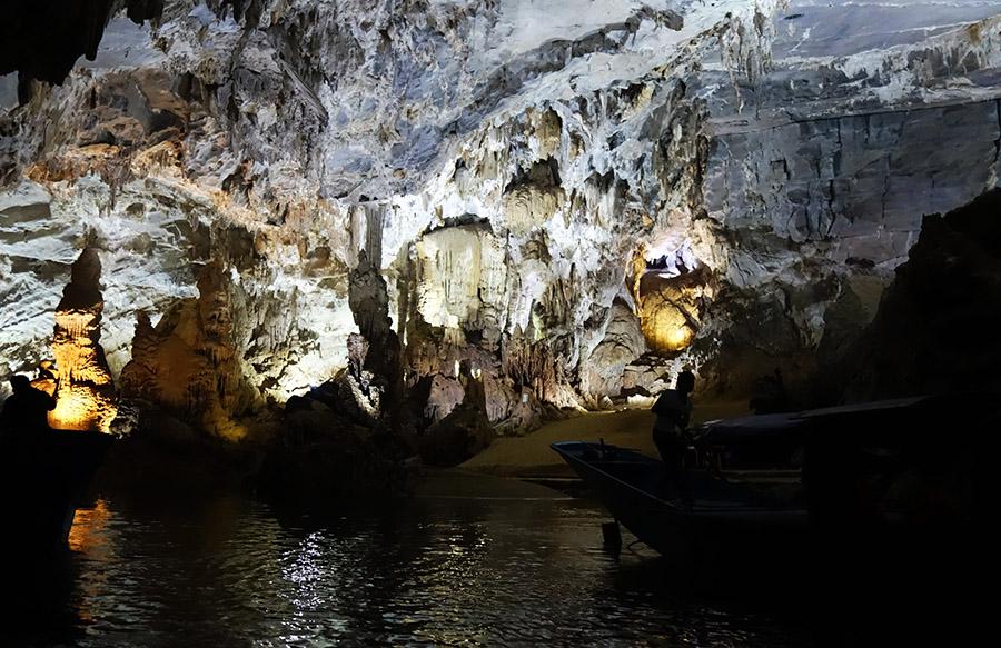 vietnam phong nha ke bang grotte