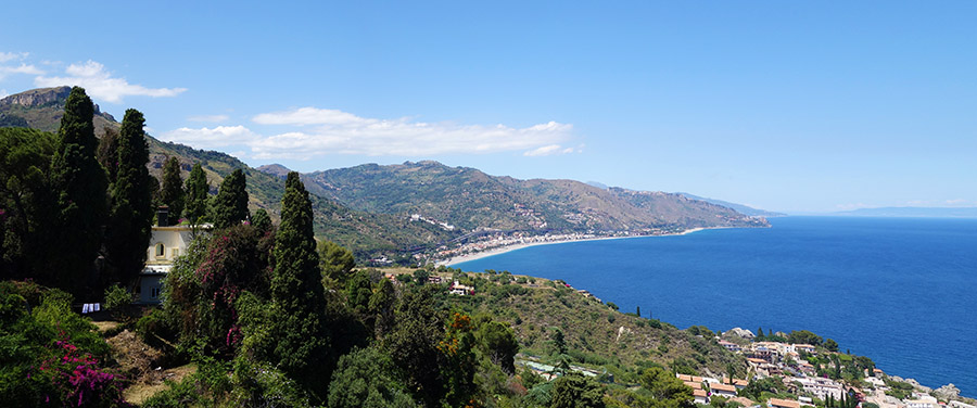 Sicile – Taormina