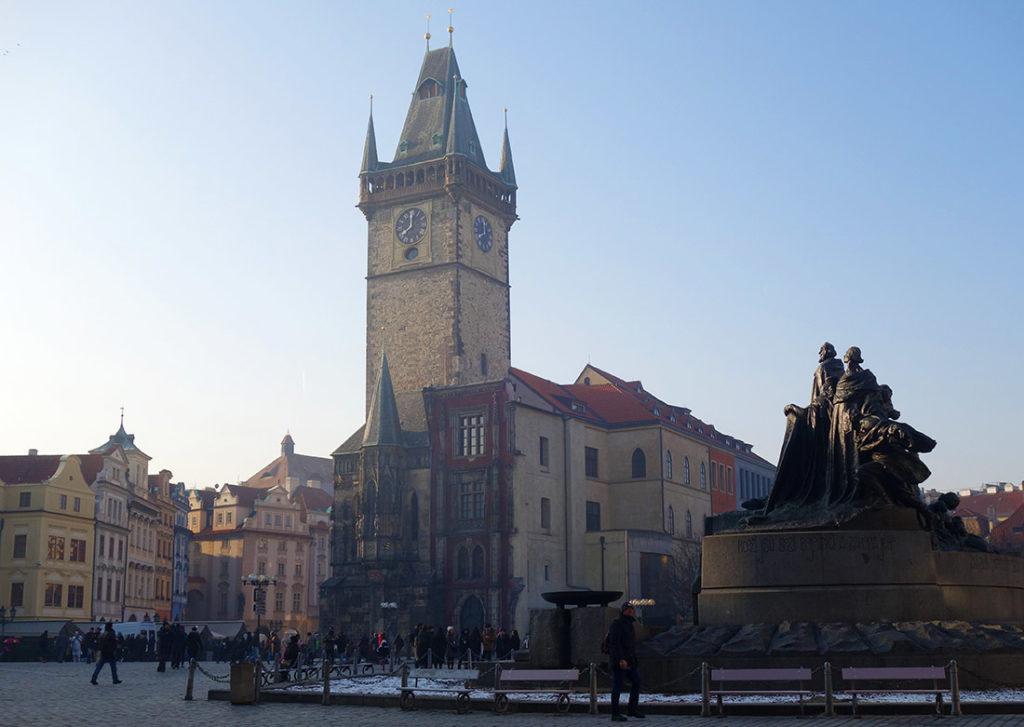 prague place vieille ville