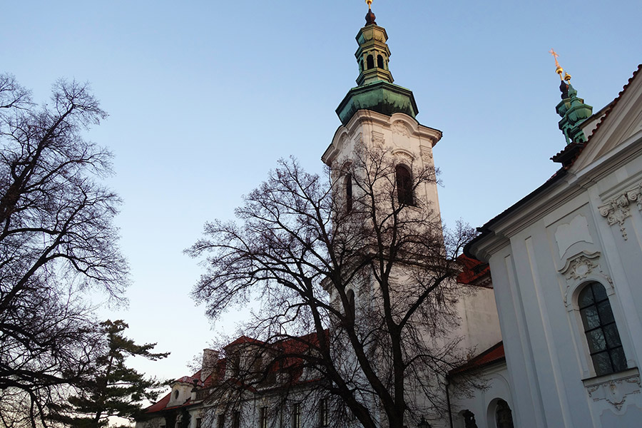 prague monastere strahov