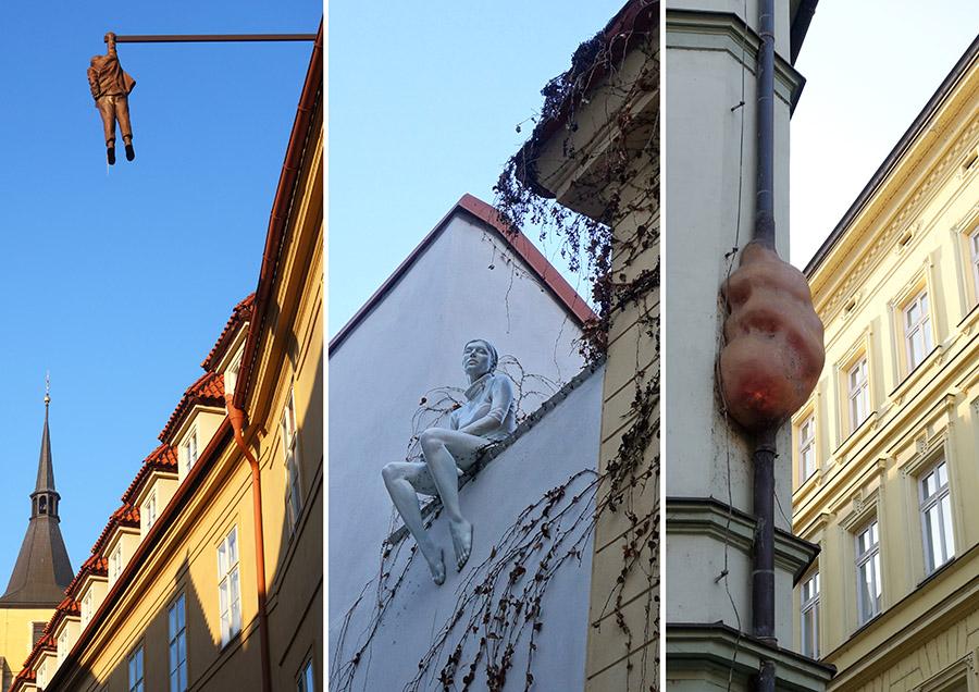 prague rues art