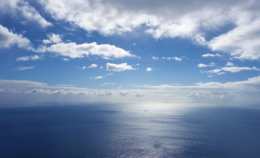 madere mer ocean bleu sud soleil