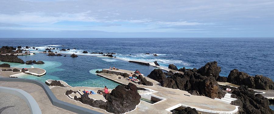 madere porto moniz piscine mer