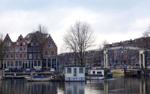 amsterdam canal Zoutkeetsgracht