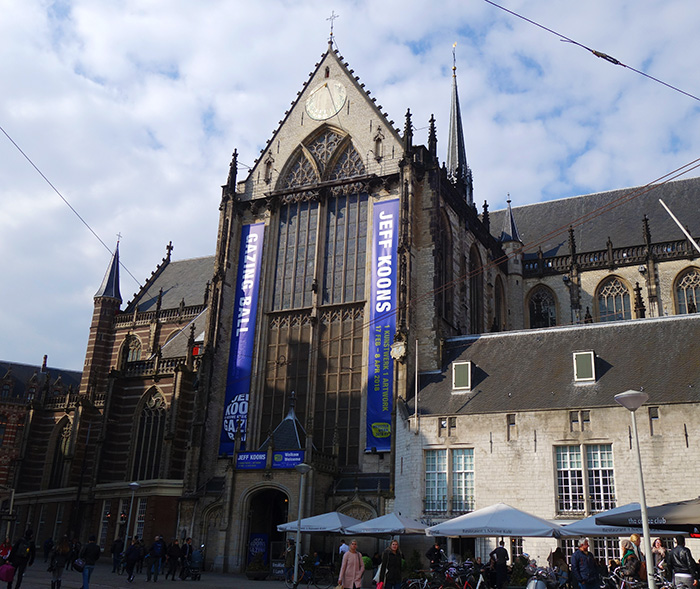 amsterdam De Nieuwe Kerk