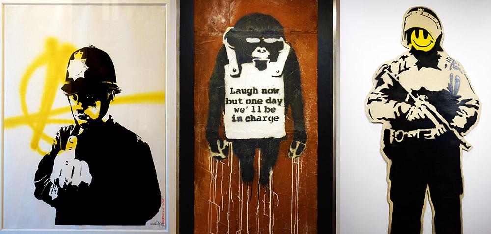 amsterdam moco museum banksy