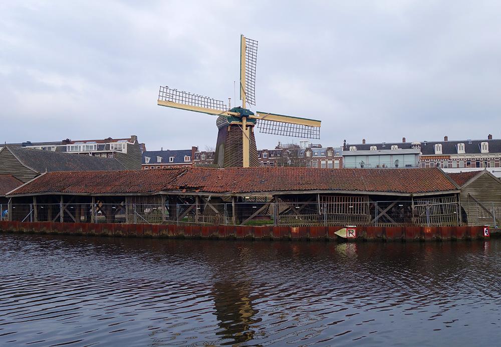 amsterdam moulin de otter canal