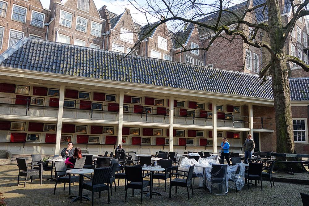 amsterdam museumcafe mokum terrasse etable
