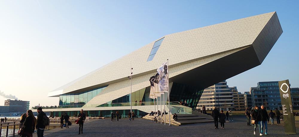 amsterdam noord eye museum