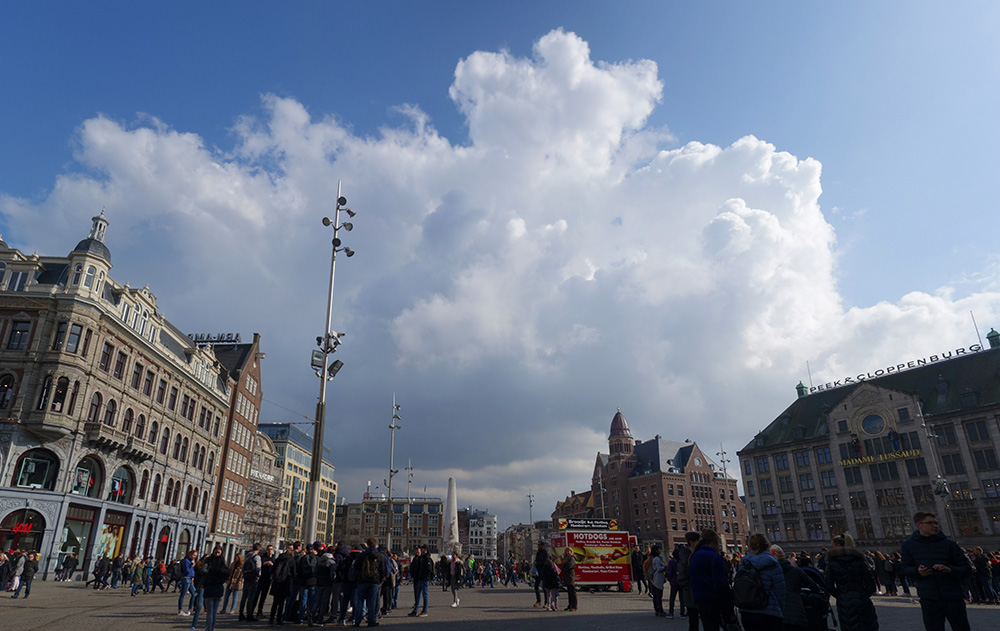 amsterdam place centrale
