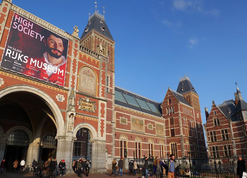 Amsterdam – Oud west , Quartier des musées