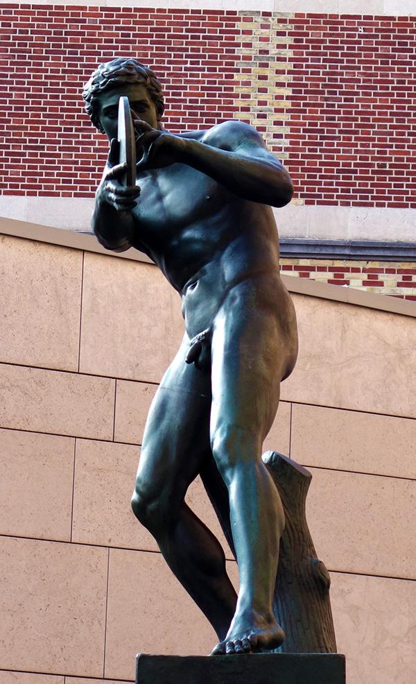 amsterdam rijksmuseum musee museum statue