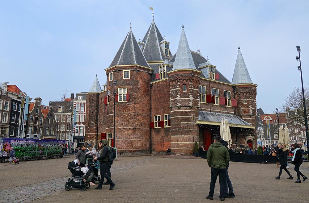 amsterdam waag neumarket