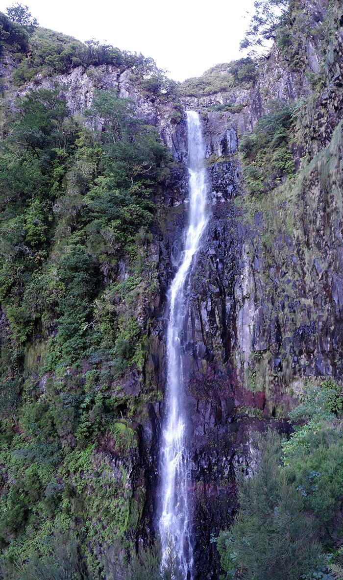 madere levada 25 fontes randonnée cascade
