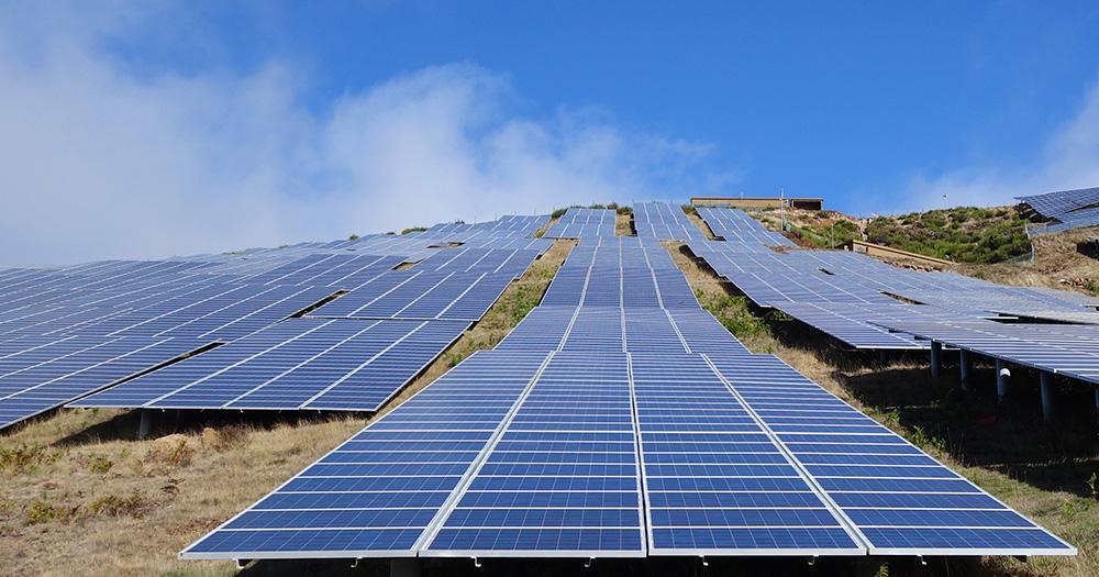 madere plateau paul da serra panneaux solaires