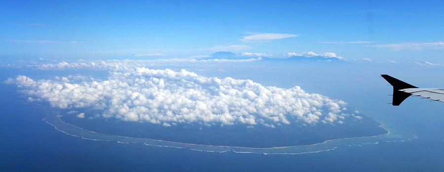 indonesie avion ile