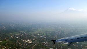 indonesie yogyakarta merapi volcan