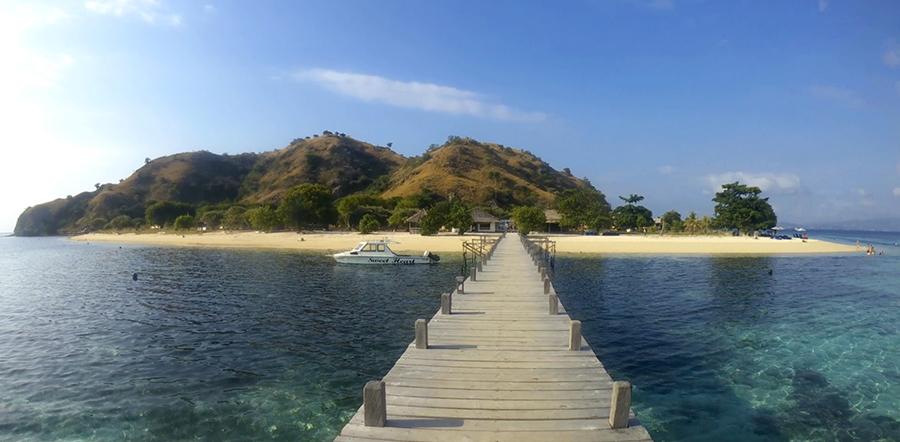indonesie komodo kanawa island ile