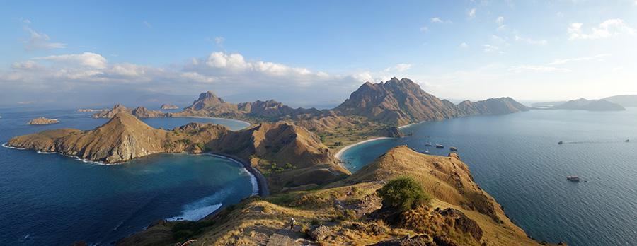 indonesie pulau padar ile